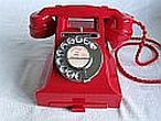 RED 312L Call Exchange Telephone